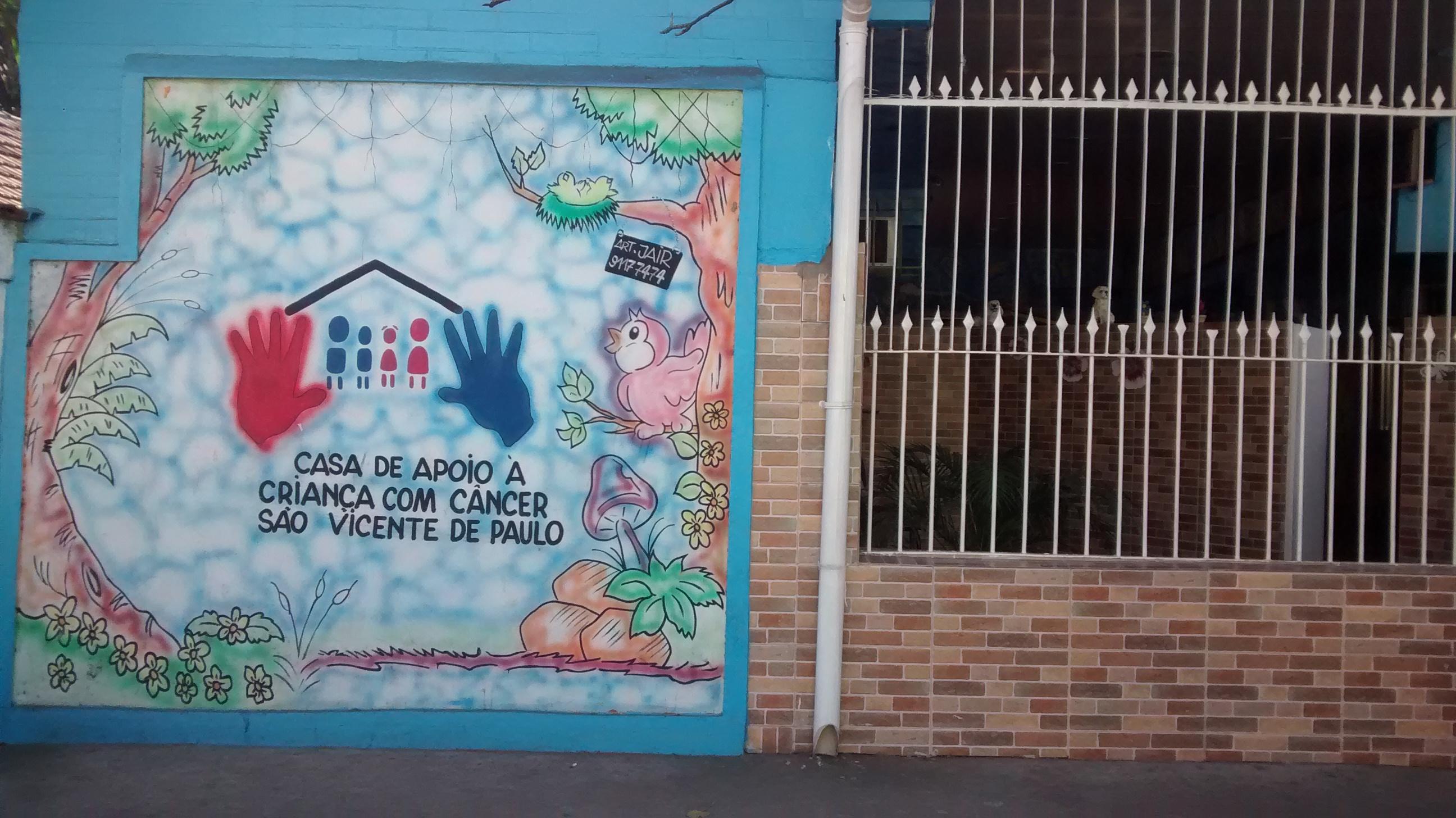 FOTOS CASA APOIO CANCER